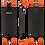 Thumbnail: TTS-SDF Carbon 26 Longboard complete