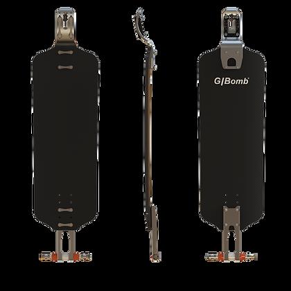 TTS-DDS Carbon 26 Longboard