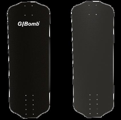 Carbon 26 Longboard deck