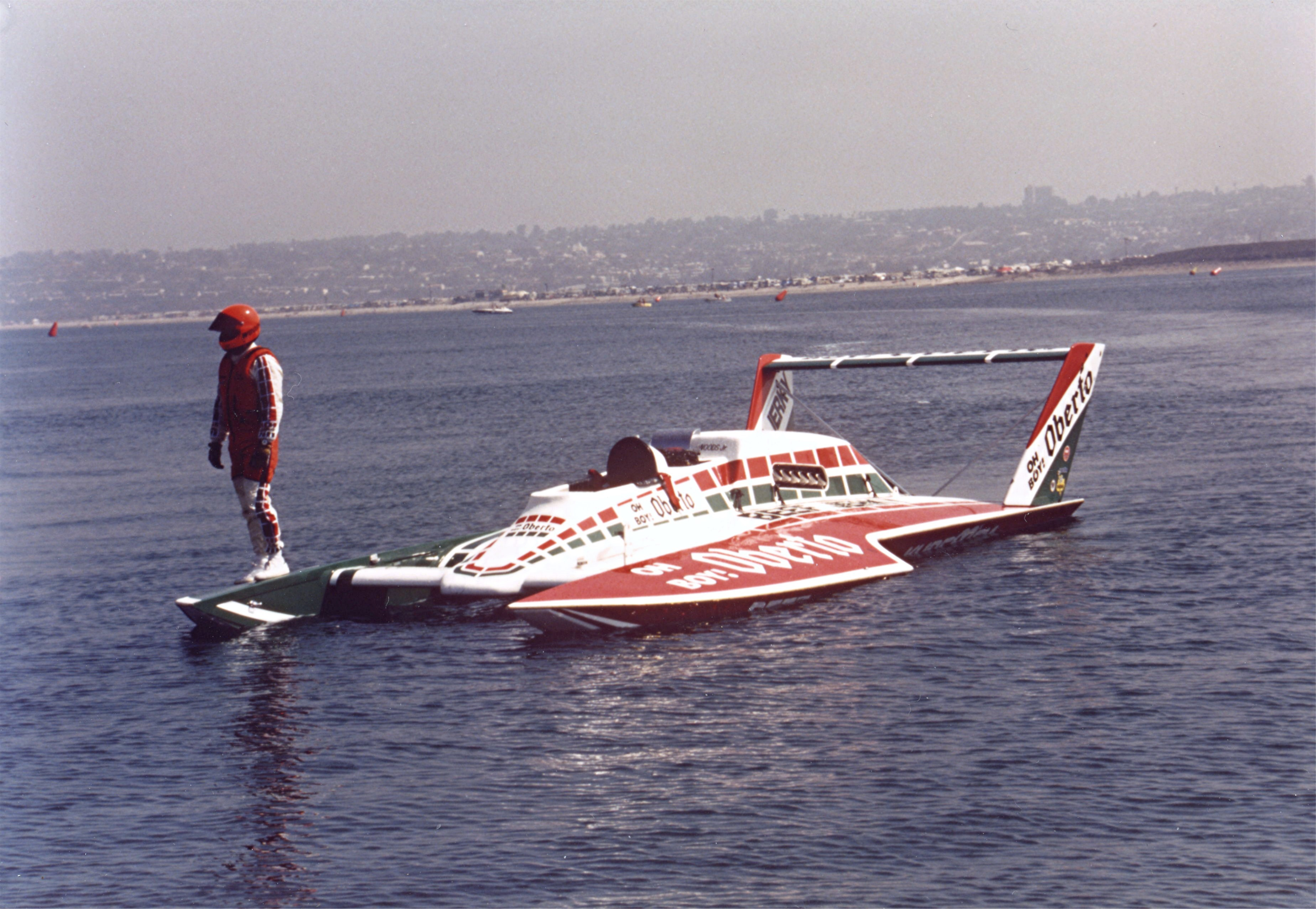 1987 Oh Boy! Oberto at Seattle