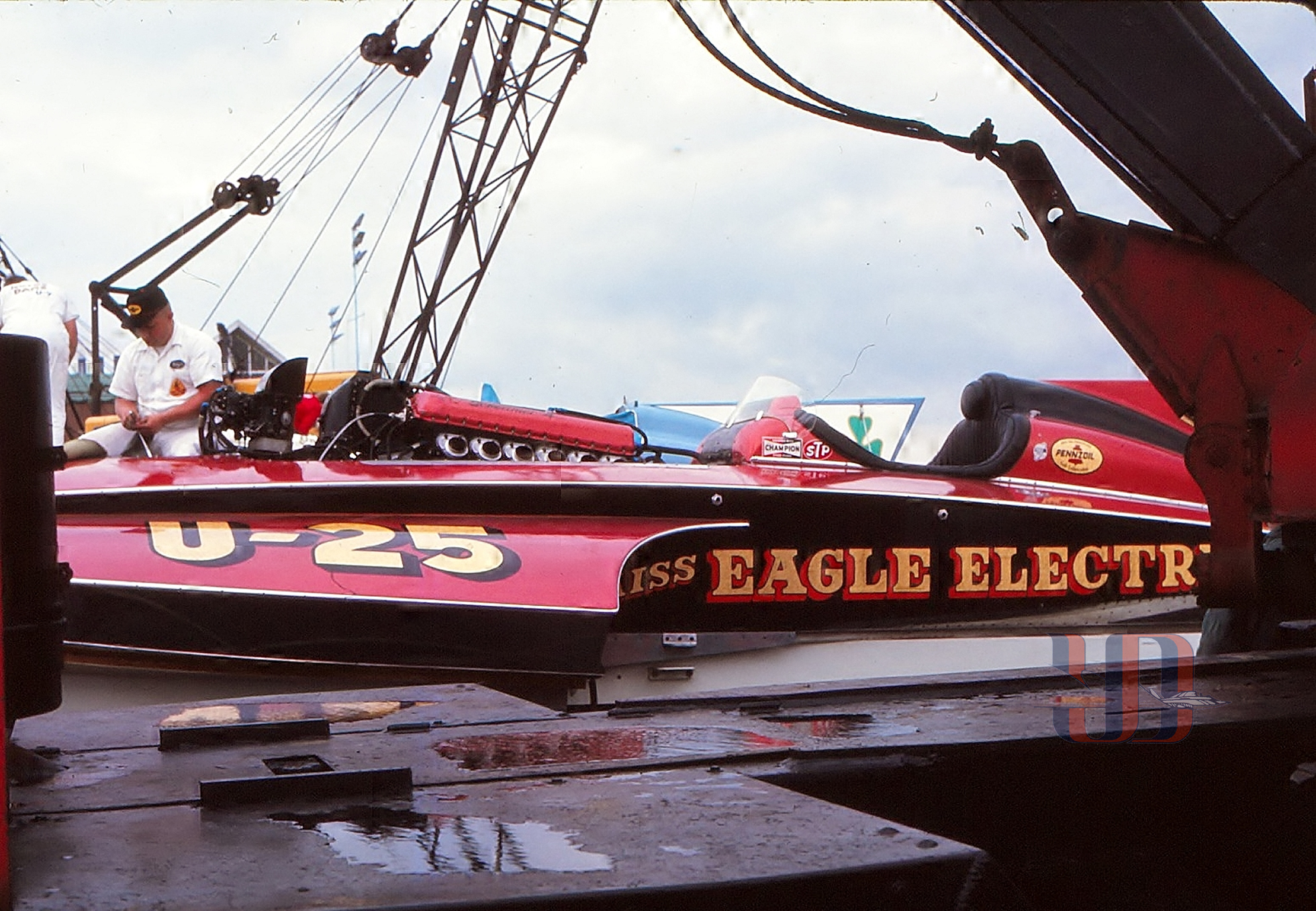 1968 Miss Eagle Electric