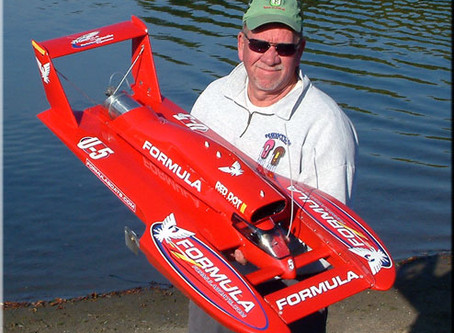 Q&A Session set for Roger Newton RC Boat Show at Museum