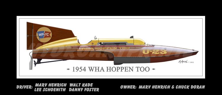 1954 Wha Hoppen Too