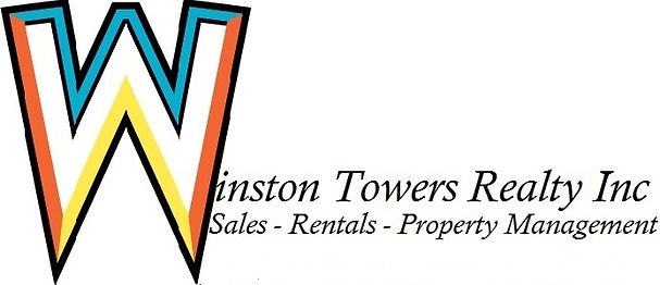 Winston Towers Realty logo and Address.j