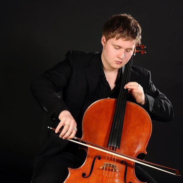 Jérôme Kauffman, violoncelliste et compositeur