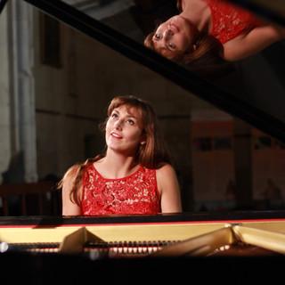 Solène Péréda, pianiste