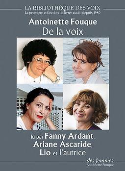fouque-antoinette-de-la-voix-livre-audio