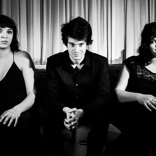 Trio violon, violoncelle, piano.