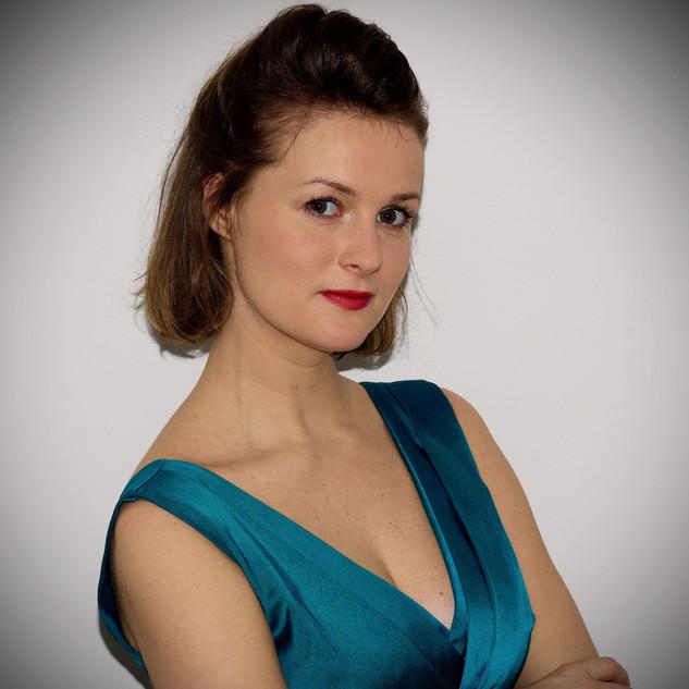 Pauline Rinvet, soprano collorature.