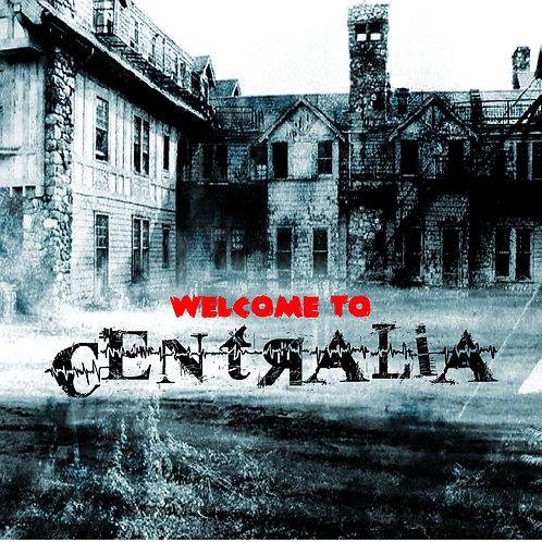 """Audio Zombie - """"Centralia"""" - CD"""
