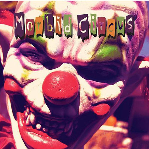 "Audio Zombie - ""Morbid Circus"" - CD"