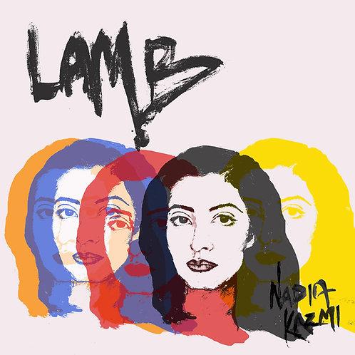 "Nadia Kazmi - ""Lamb"" - CD"