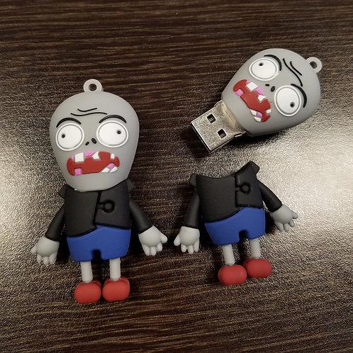 Audio Zombie - Custom LOADED USB Drives