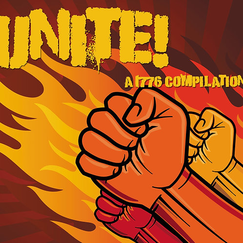 "Various Artists - ""UNITE!"" - CD"
