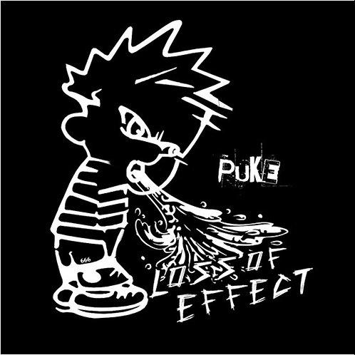 """Loss of Effect - """"Puke"""" - CD"""