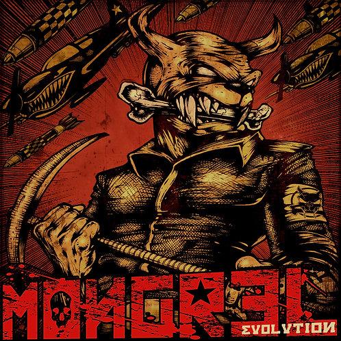 """Mongrel - """"Evolution"""" - CD"""