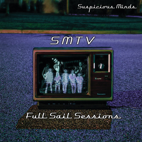 "Suspicious Minds - ""SMTV"" - CD"
