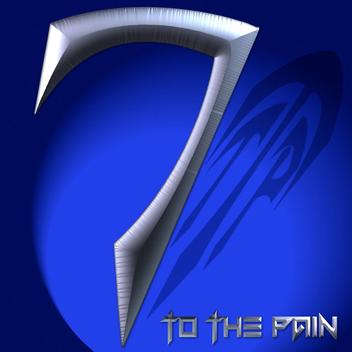"To The Pain - ""7"" - CD"