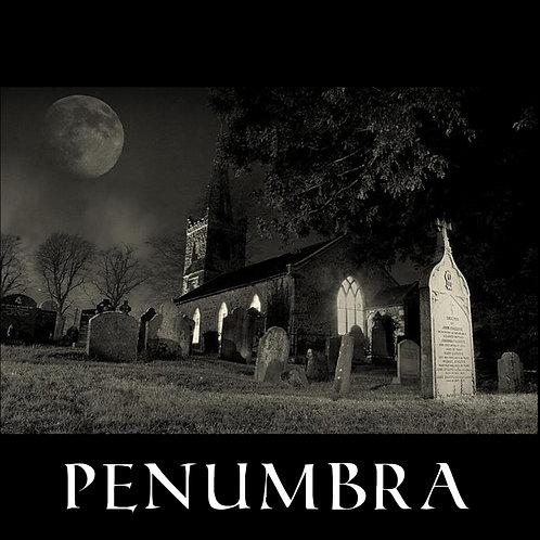 "Audio Zombie - ""Penumbra"" - CD"