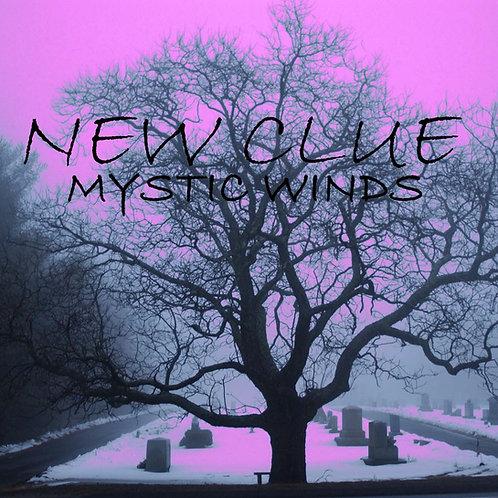 "NewClue - ""Mystic Winds"" CD"