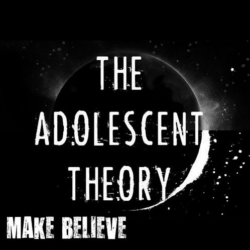 """The Adolescent Theory - """"Make Believe"""" - CD"""