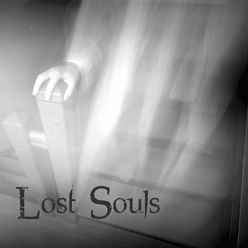 "Audio Zombie - ""Lost Souls"" - CD"