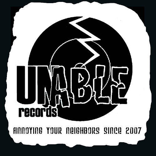 Unable Records T-Shirt