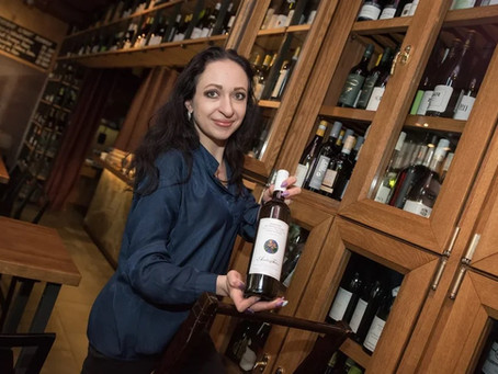 Вино этой недели - Verdicchio Dei Castelli Di Jesi Classico Superiore от Andrea Felici