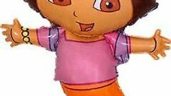 Dora the Explorer - Foil Balloon