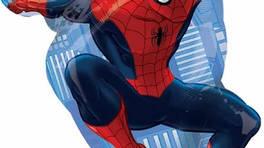 Spiderman - Foil Balloon