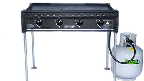 Barbecues 4 Burner