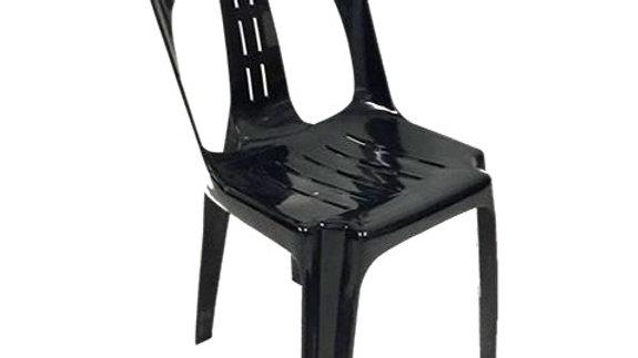 Black All Plastic