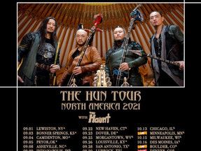 GLOBALLY ACCLAIMED MONGOLIAN ROCK SENSATION THE HU SHARE DETAILS ON UPCOMING RETURN TO NORTH AMERICA