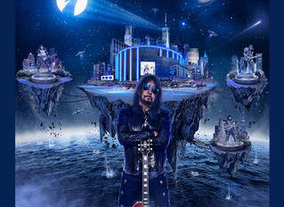 "Ace Frehley's ""Origins Vol. 2"" to be Released September 18th"