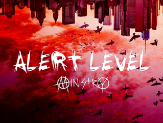 """Ministry Issues """"Alert Level"""" Explosive New Track & Lyric Video Is Anthem For Current Times"""