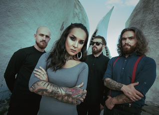 "JINJER Release New Single & Official Music Video, ""On The Top"""
