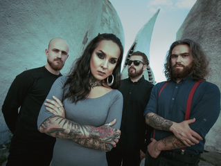 """JINJER Release New Single & Official Music Video, """"On The Top"""""""