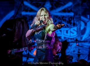 Interview - Kobra Paige of Kobra and the Lotus