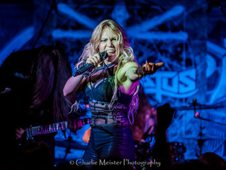 Interview - Kobra Paige of Kobra and the Lotus