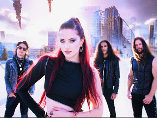 """EDGE OF PARADISE ANNOUNCE NEW STUDIO ALBUM """"THE UNKNOWN"""" TO RELEASED ON SEPTEMBER 17th"""