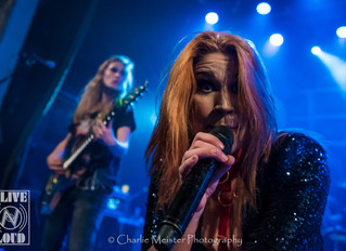 Interview - Charlotte Wessels of Delain