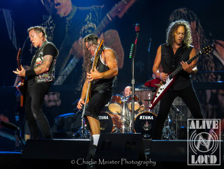 Metallica Announce North American Dates for WorldWired Tour