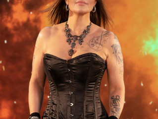"""ANETTE OLZON ANNOUNCES NEW SOLO ALBUM """"STRONG"""" COMING SEPTEMBER 10, 2021 VIA FRONTIERS MUSIC SRL"""
