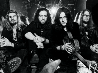 """TYLER BRYANT & THE SHAKEDOWN PREMIERE NEW SONG """"ON TO THE NEXT"""" AT GUITAR WORLD"""