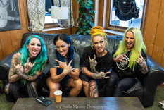 Butcher Babies, Infected Rain and Stitched Up Heart in Buffalo