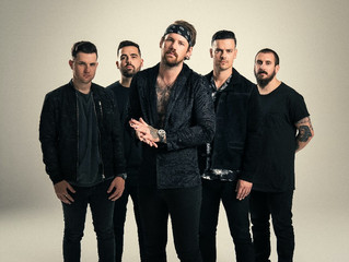 """BEARTOOTH SHARE NEW SONG """"FED UP"""""""