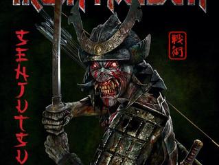 Iron Maiden Take Inspiration From The East For Their 17th Studio Album, 'Senjutsu'