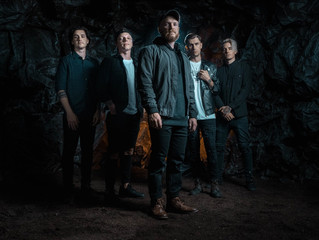WE CAME AS ROMANS ANNOUNCE RESCHEDULED 'TO PLANT A SEED' ANNIVERSARY TOUR DATES