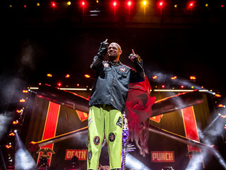Five Finger Death Punch Hits Rupp Arena For An Unforgettable Show
