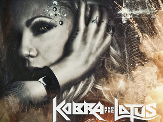 "Kobra and the Lotus Release New Album Details and New Single ""Gotham"""